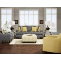 Maxwell Gray Sofa Collection