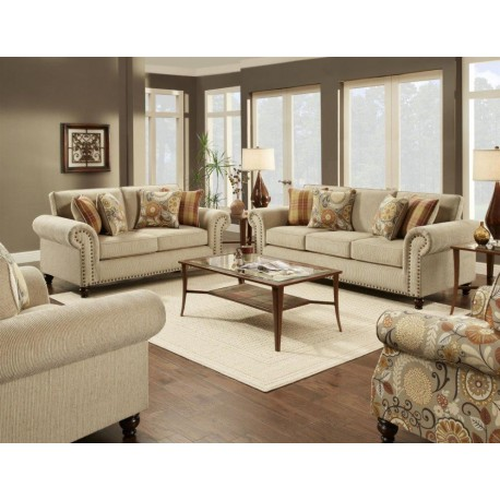 Outwest Linen Sofa Collection
