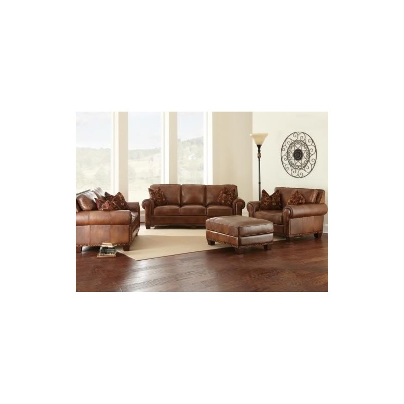 Excellent Silverado Leather Sofa Collection Grubbs Furniture And Creativecarmelina Interior Chair Design Creativecarmelinacom